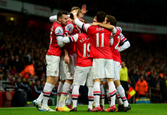 Liga Evrope: Arsenal - Sporting L